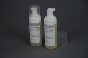 Due to poor sales, the Foaming Liquid Soap is being discontinued. We still have two other liquid soaps available, however!
