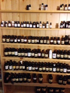 Fragrances: Organized!