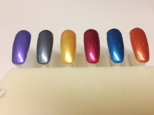 New colors for Fall 2013